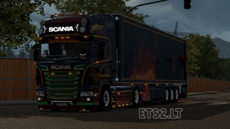 Scania R Combo Skin Packs (2)