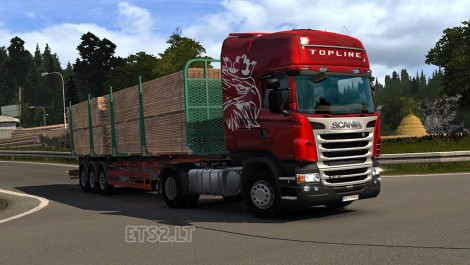 Scania R & Streamline (RJL) Skin Pack-1