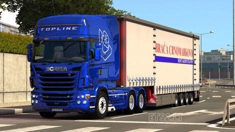 Scania R & Streamline (RJL) Skin Pack-2