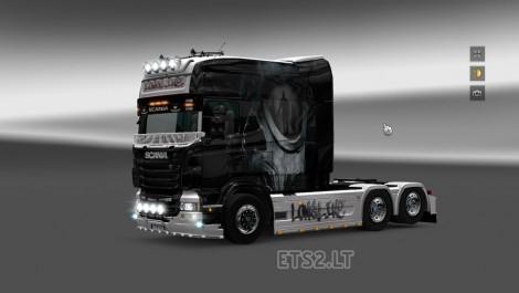 Scania RS EXC Longline Skin-1