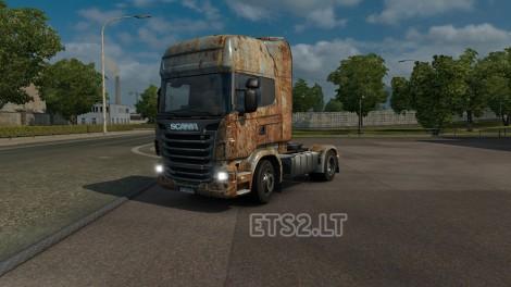 Scania Rusty (2)