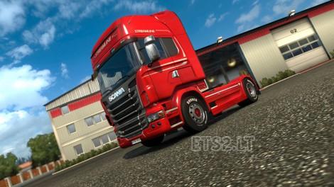 Scania Streamline R Series