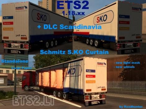 Schmitz S.KO Paper Rolls
