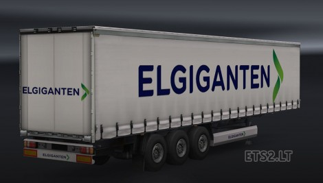 Swedish Trailers Pack-2