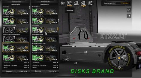 Tires & Rims Mono Brand