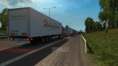 Traffic Jam Mod-3