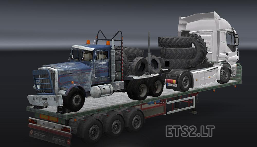Volvo Truck Dealer >> crash | ETS 2 mods