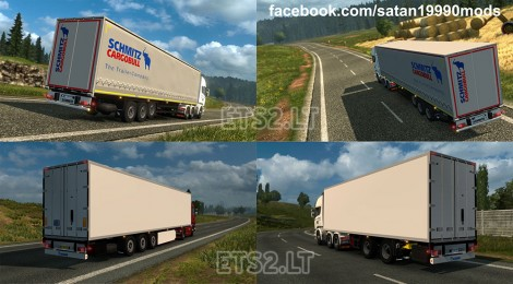 Trailers Mod Pack