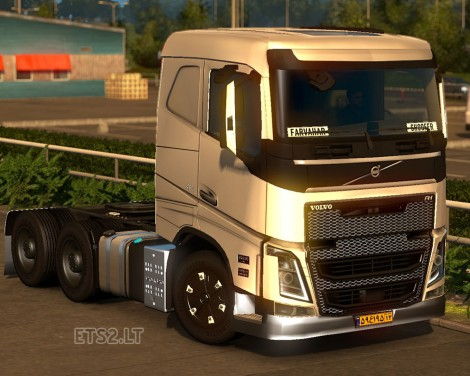 Volvo FH16 2012 6x4 Style-1