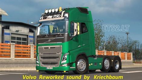 Volvo reworked sound mod updated