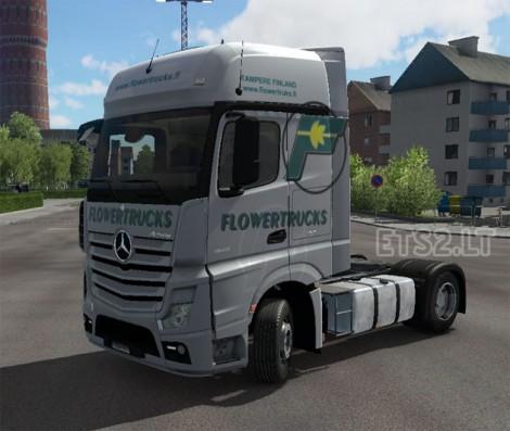 flower-truck