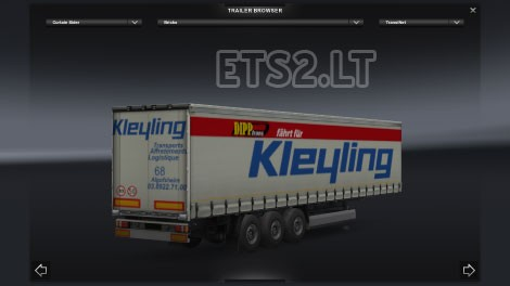 kleyling-trailer