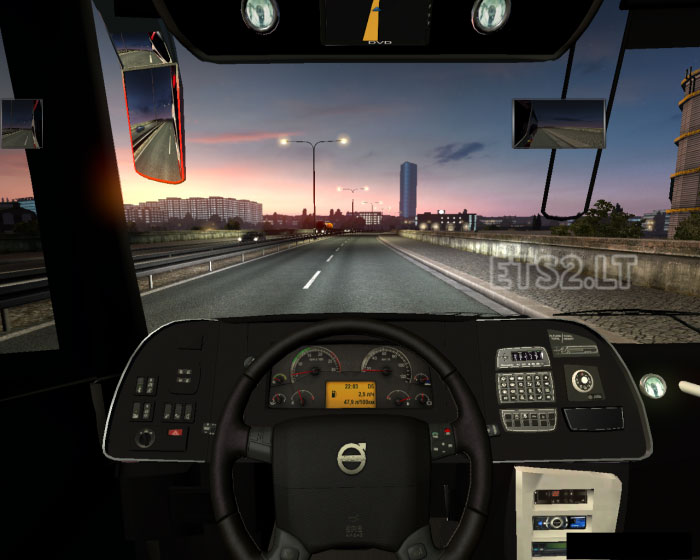 Volvo Bus | ETS 2 mods