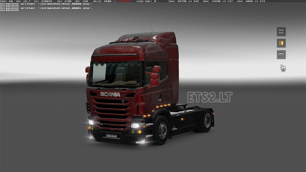 Tuning For Scania Rs By Rjl V3 0 Ets 2 Mods