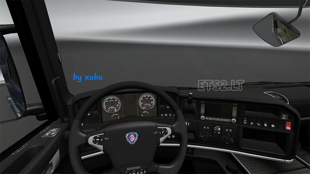 Scania streamline elegant interior 1 0 ets 2 mods for Autocollant miroir
