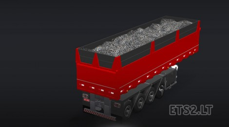 4 Axes Trailers Pack (3)