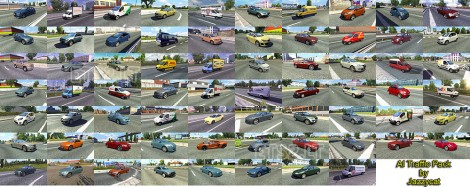 AI Traffic Pack by Jazzycat (2)