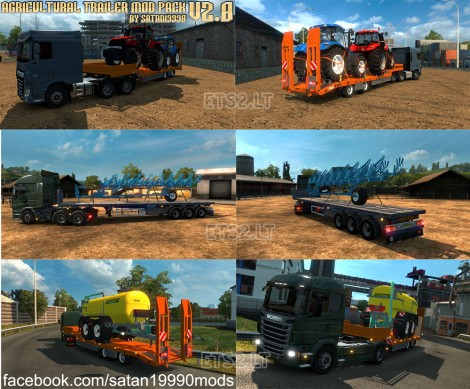 Agricultural Trailers (1)