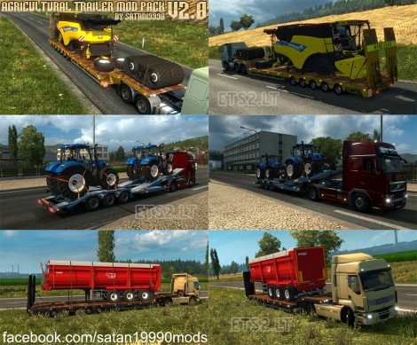 Agricultural Trailers (2)