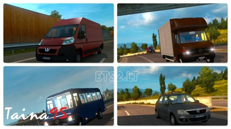 Ai Traffic Pack Mod (3)