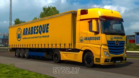 Arabesque (1)