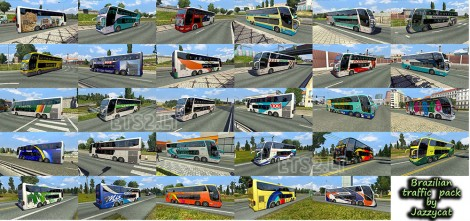 Brazilian Traffic Pack (2)