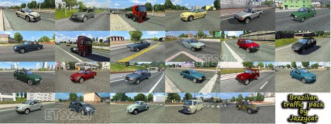 Brazilian Traffic Pack (3)