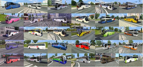 Bus Traffic Pack (1)