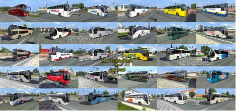 Bus Traffic Pack (2)