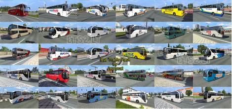 Bus Traffic Pack (2)