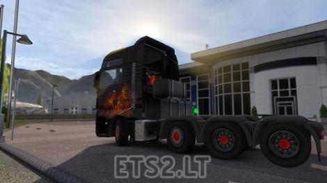 Chassis MAN TGX (2)