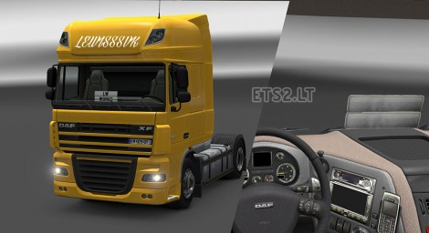 DAF XF E5 SPZ