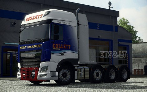 Heavy Haulage Chassis (1)