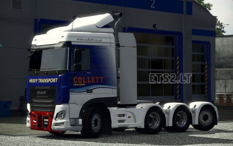 Heavy Haulage Chassis (2)