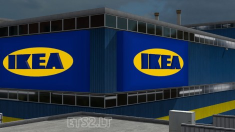 Ikea Mod 3D Logo (2)