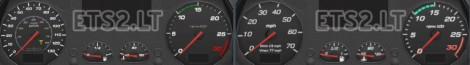 Iveco HD Gauges and Interior (1)
