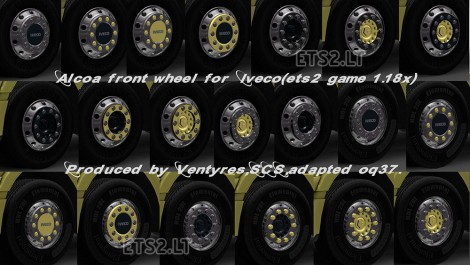 Iveco Wheels Pack (3)