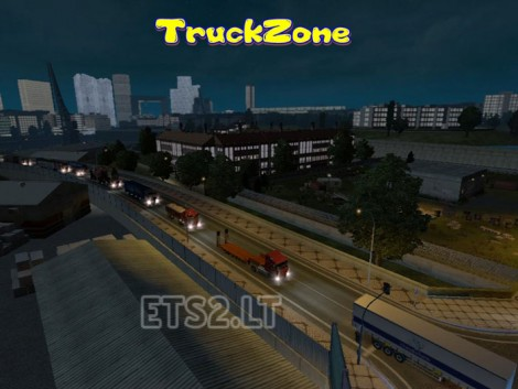 More Traffic & More Trucks  (1)