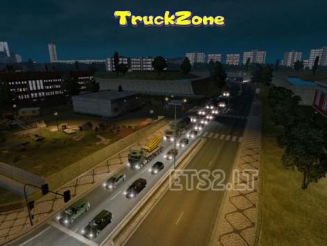 More Traffic & More Trucks  (2)