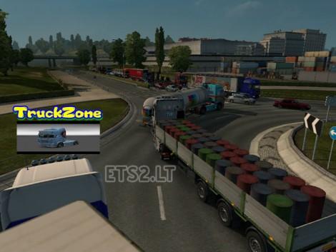 More Traffic More Trucks (2)