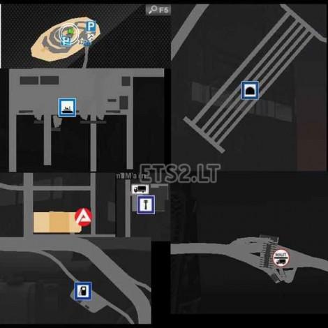 New Map Symbols