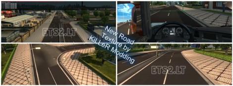 New Road Texture