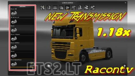 New Transmission