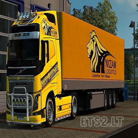 Nizam Logistics