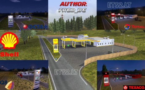 Real Gas Station (1)