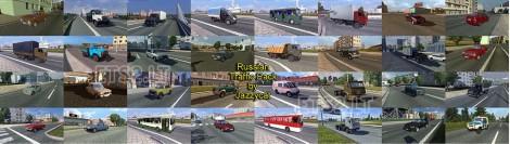 Russian Traffic Pack  (2)