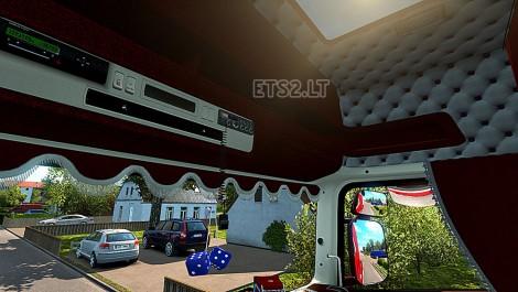 Scania R Interior (2)