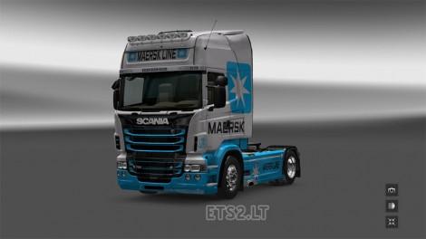 Scania RJL Topline Maersk Line (1)