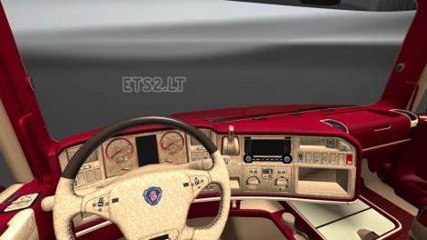 Scania T OFR Interior (1)