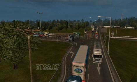 Too Much Traffic Mod Improved